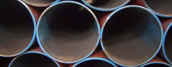 Pile of Tubular steel